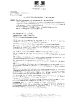 Arrêté n°2011290-0022 du 17/10/2011