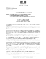 Arrêté n°2014356-0007 du 22/12/2014