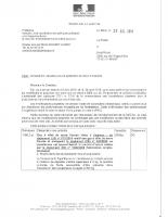 Courrier Préfecture_2019-07-29 (donner acte PAC + mise à jour rubriques ICPE UVED)